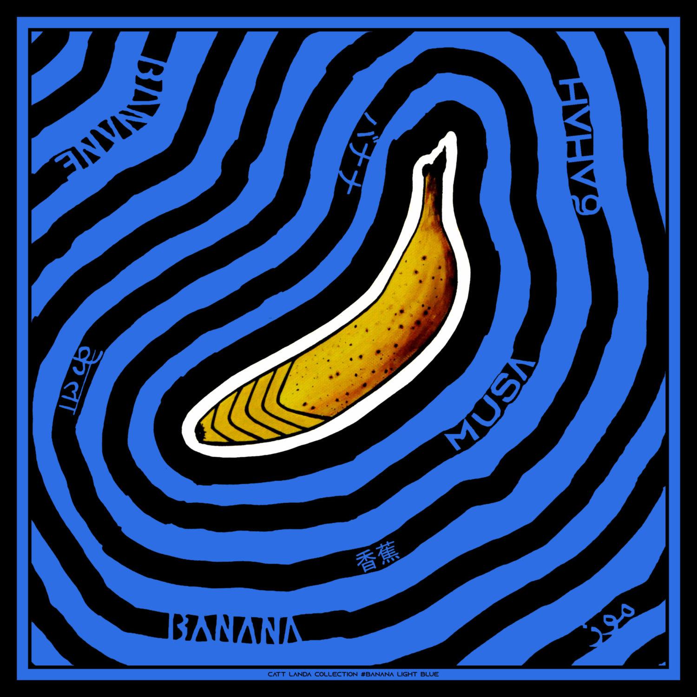 BANANA Light Blue