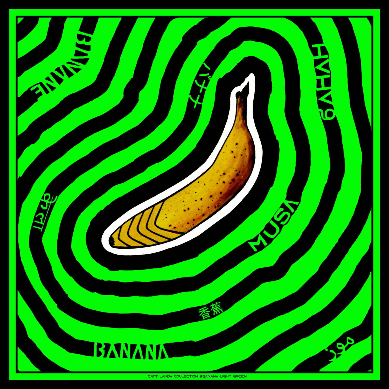 BANANA Light Green