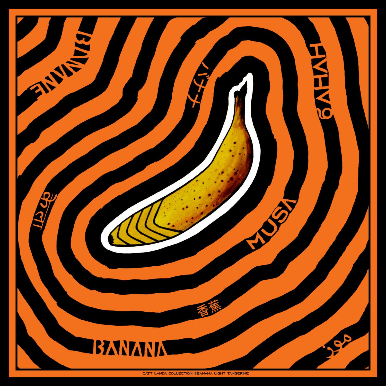 BANANA Light Tangerine