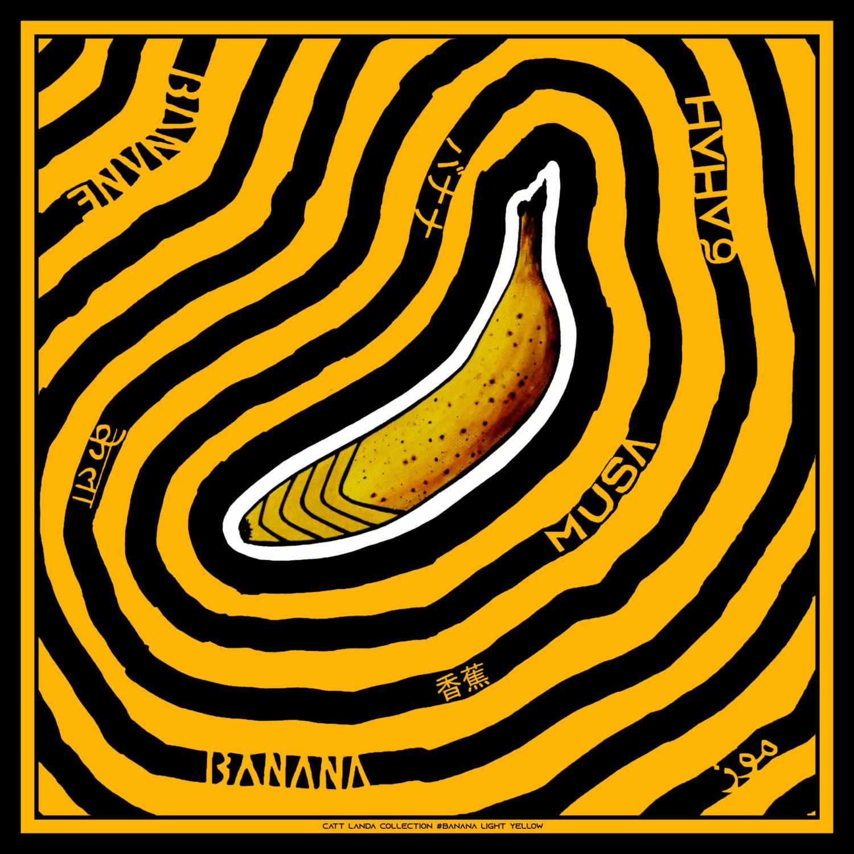 BANANA Light Yellow