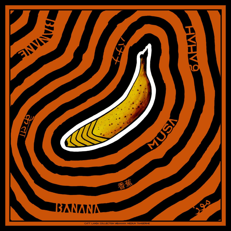 BANANA Medium Tangerine