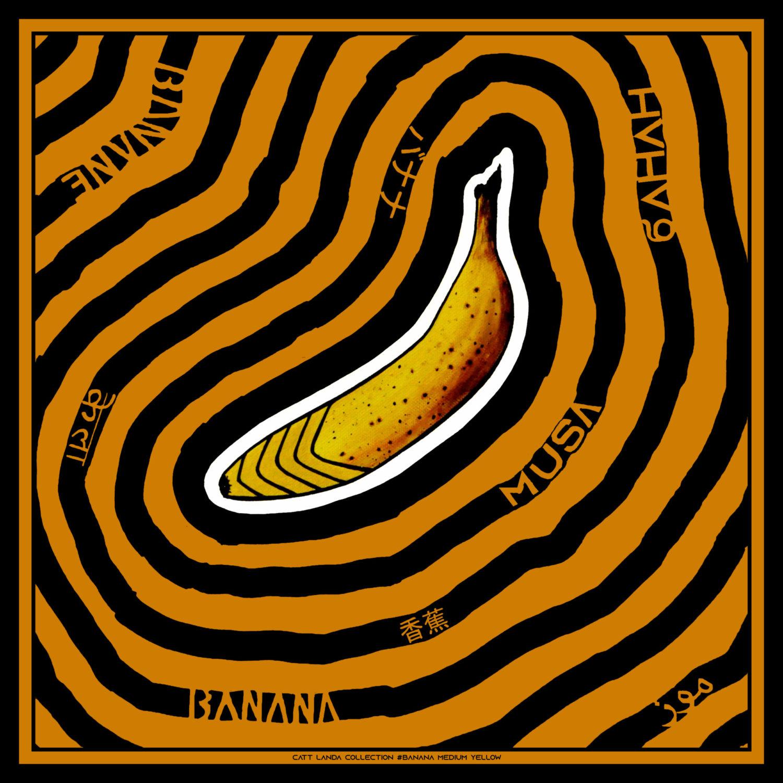 BANANA Medium Yellow