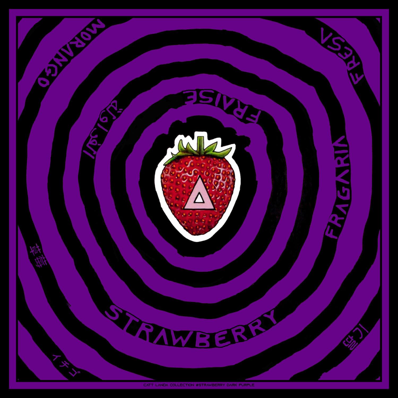 STRAWBERRY Dark Purple