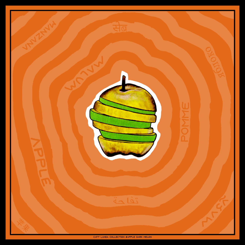 APPLE Dark Melon