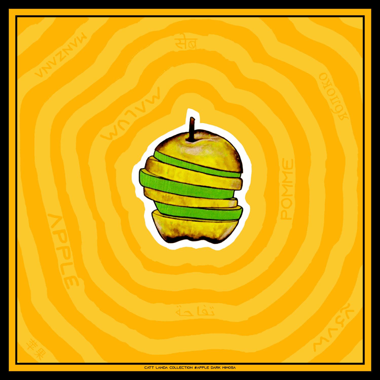 APPLE Dark Mimosa