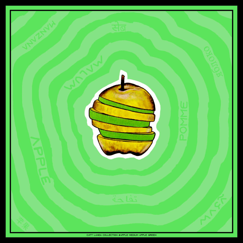 APPLE Medium Green