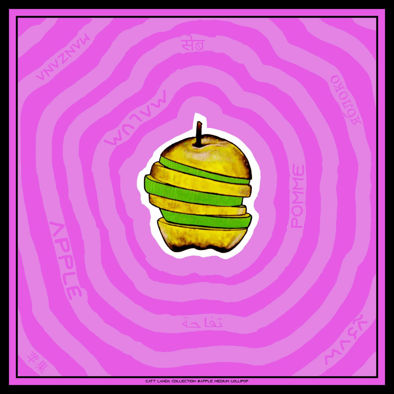APPLE Medium Lollipop