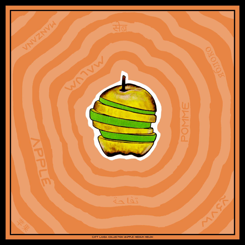 APPLE Medium Melon