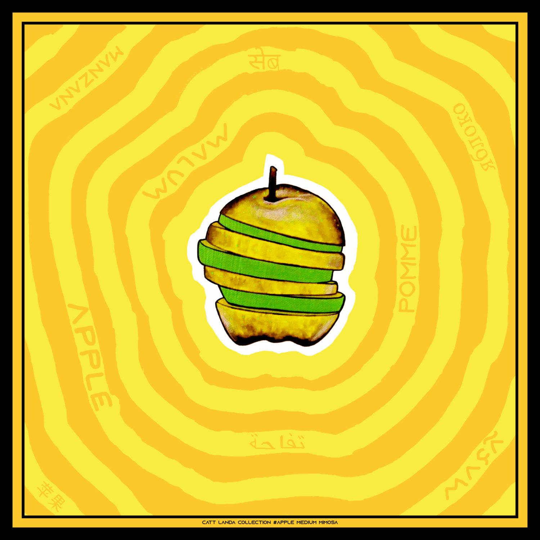 APPLE Medium Mimosa