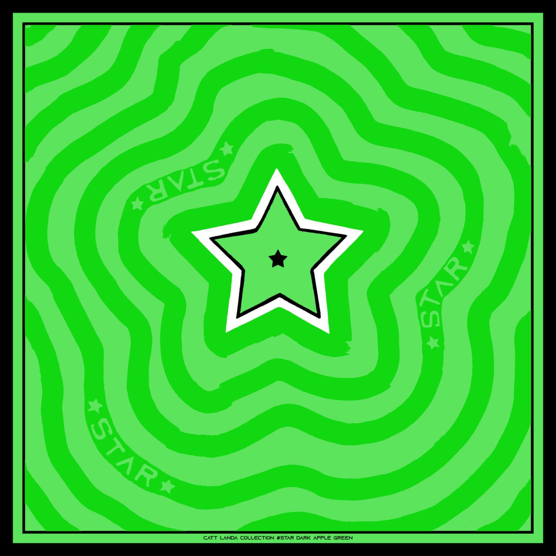 STAR Dark Apple Green