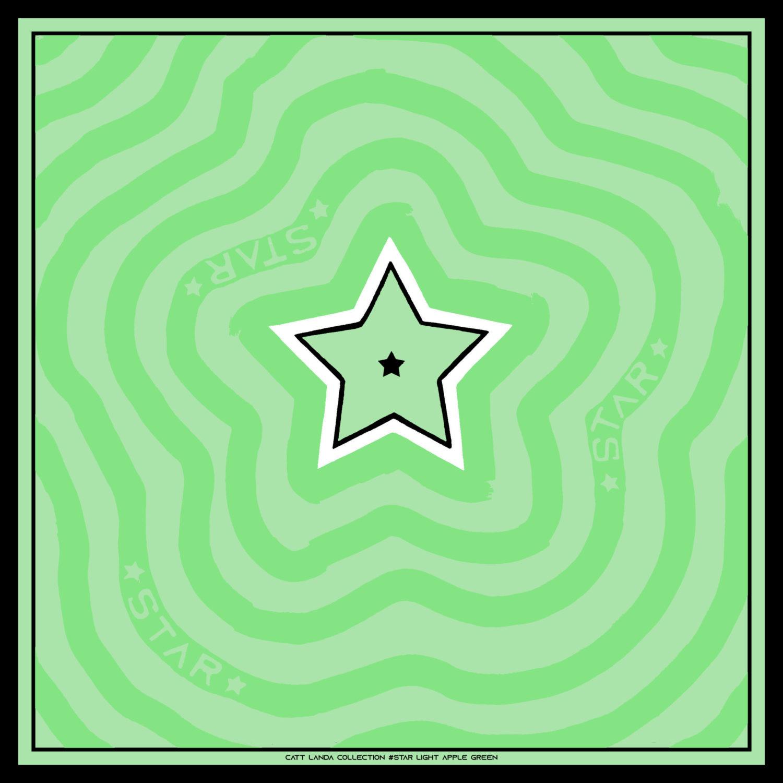 STAR Light Apple Green