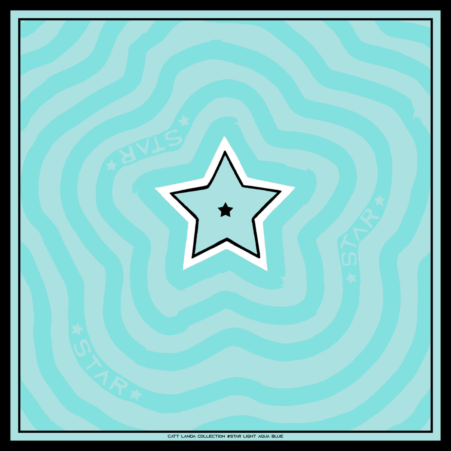 STAR Light Aqua Blue