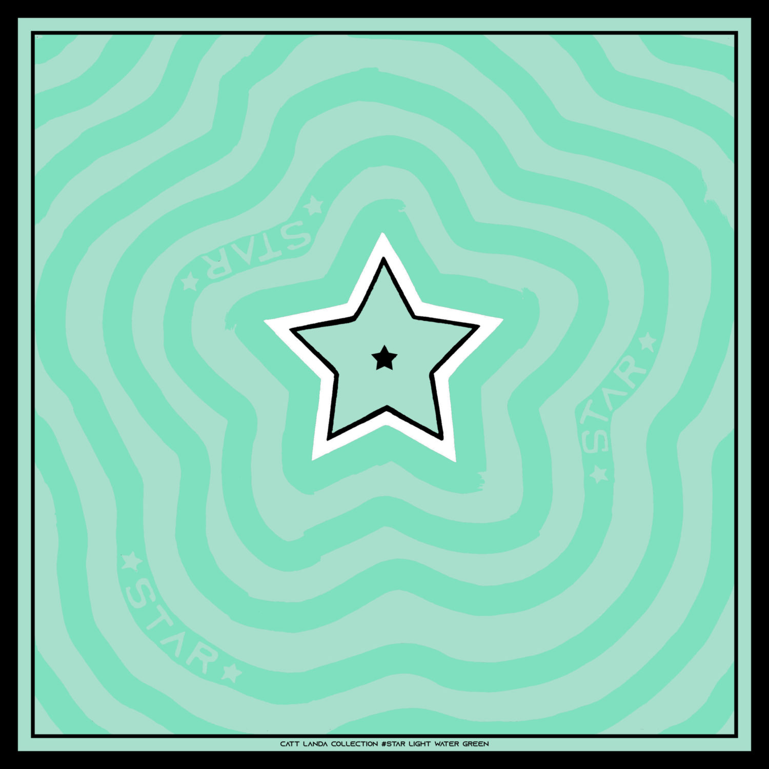 STAR Light Water Green