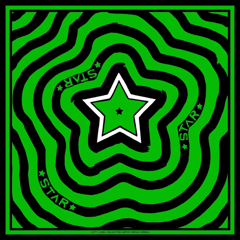 STAR Medium Green