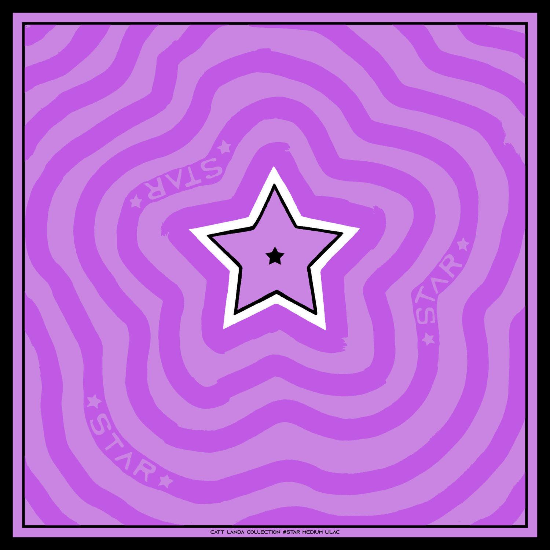 STAR Medium Lilac