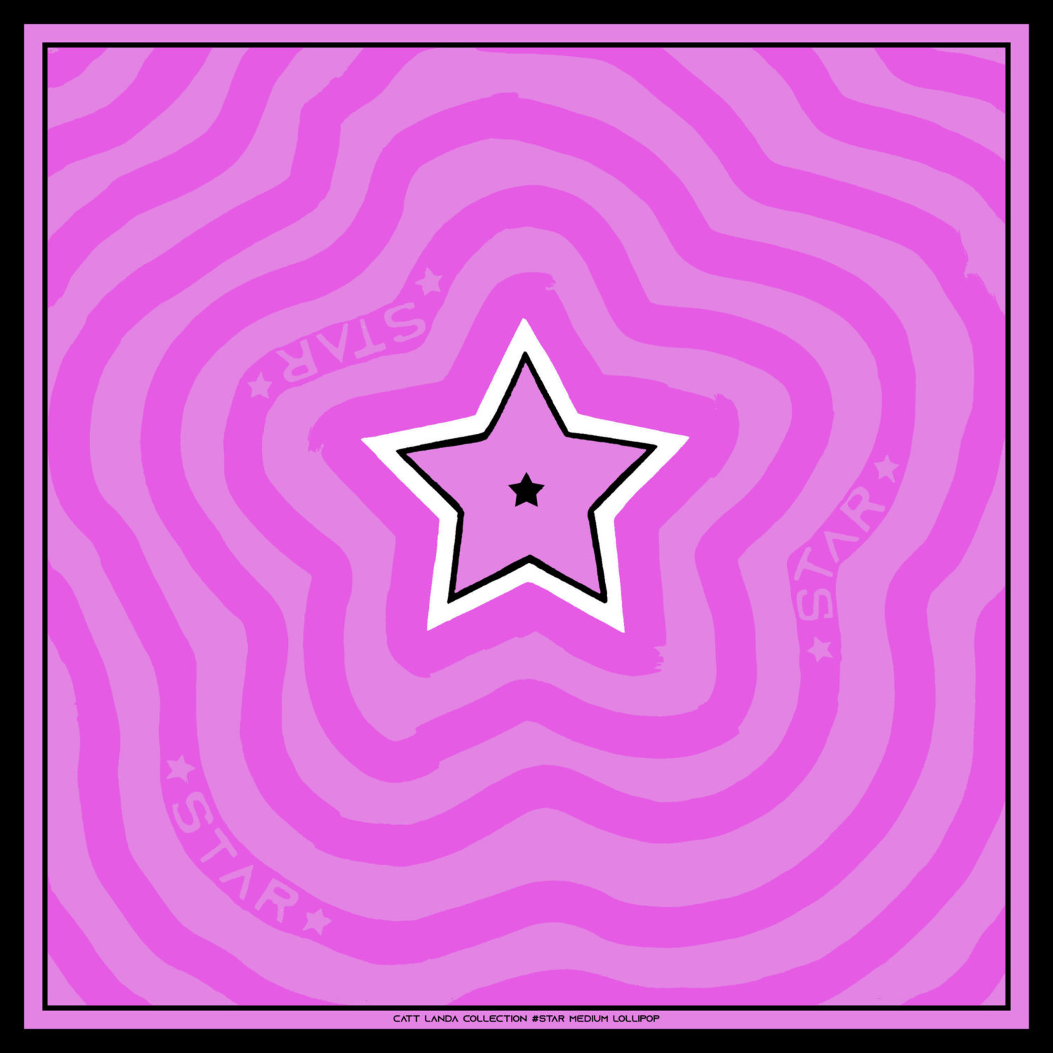 STAR Medium Lollipop