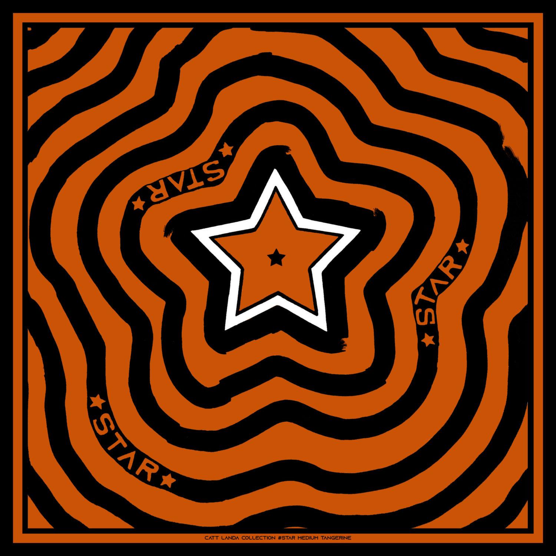 STAR Medium Tangerine