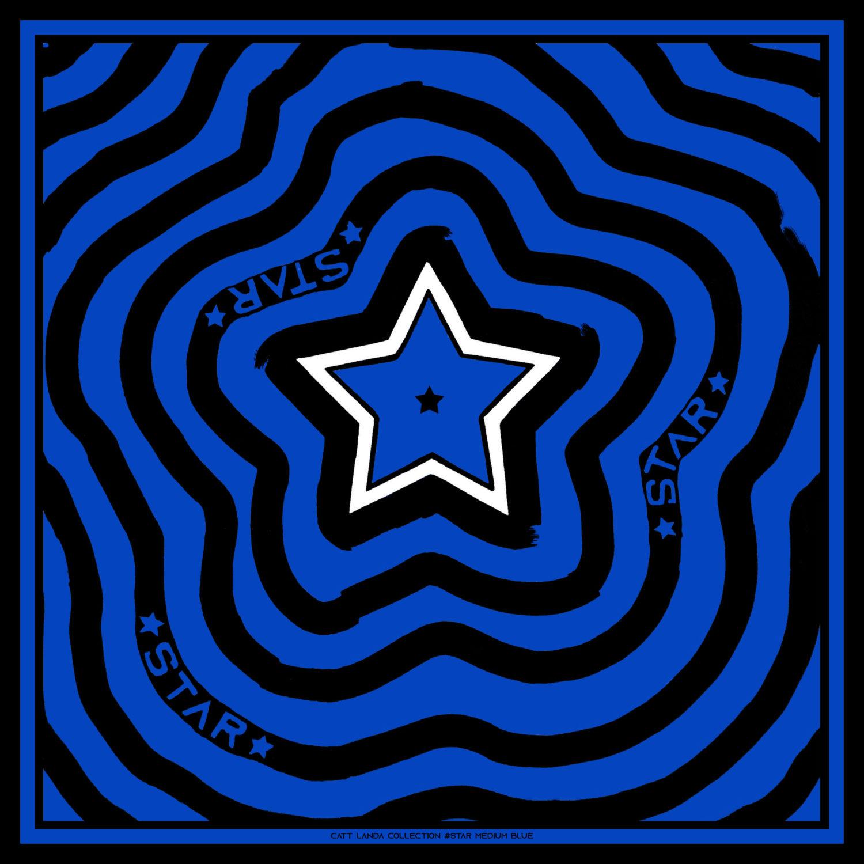 STAR Medium Blue