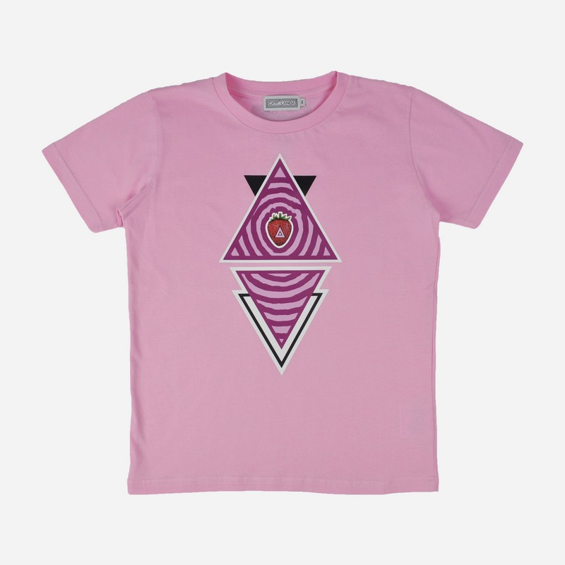 STRAWBERRY PRINTED T-SHIRT #STRAWBERRY  LIMITED EDITION
