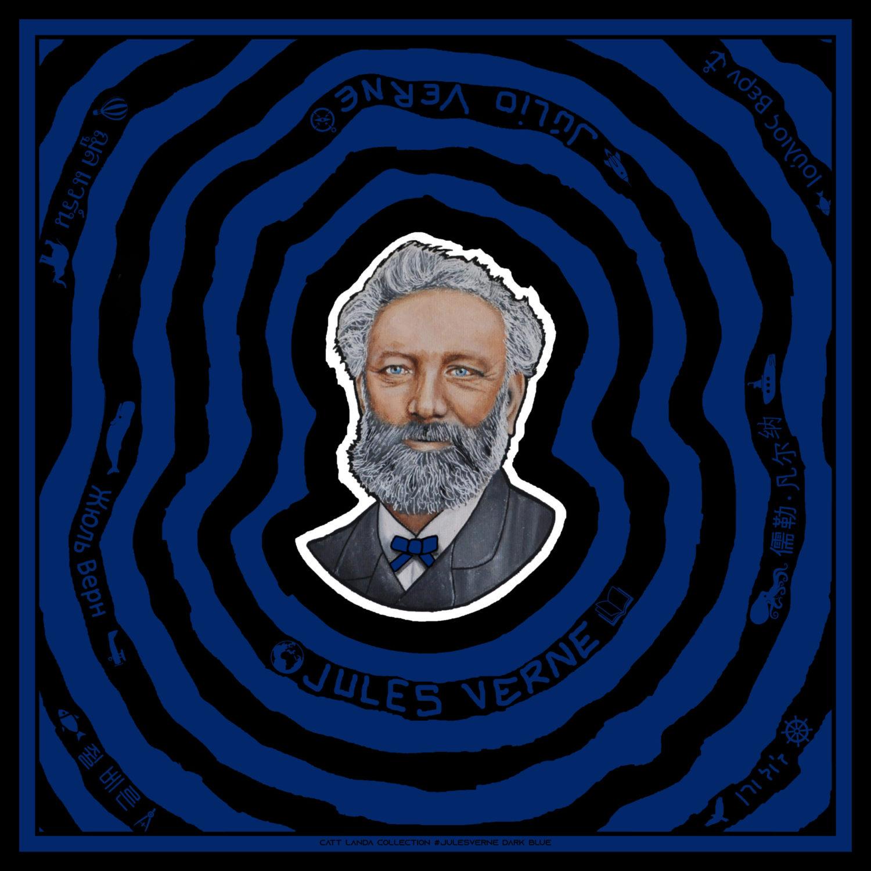 JULES VERNE Dark Blue