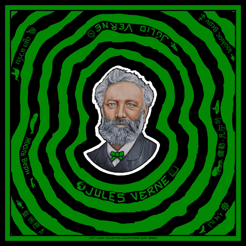 JULES VERNE Dark Green