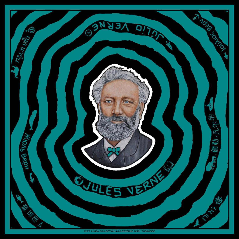 JULES VERNE Dark Turquoise