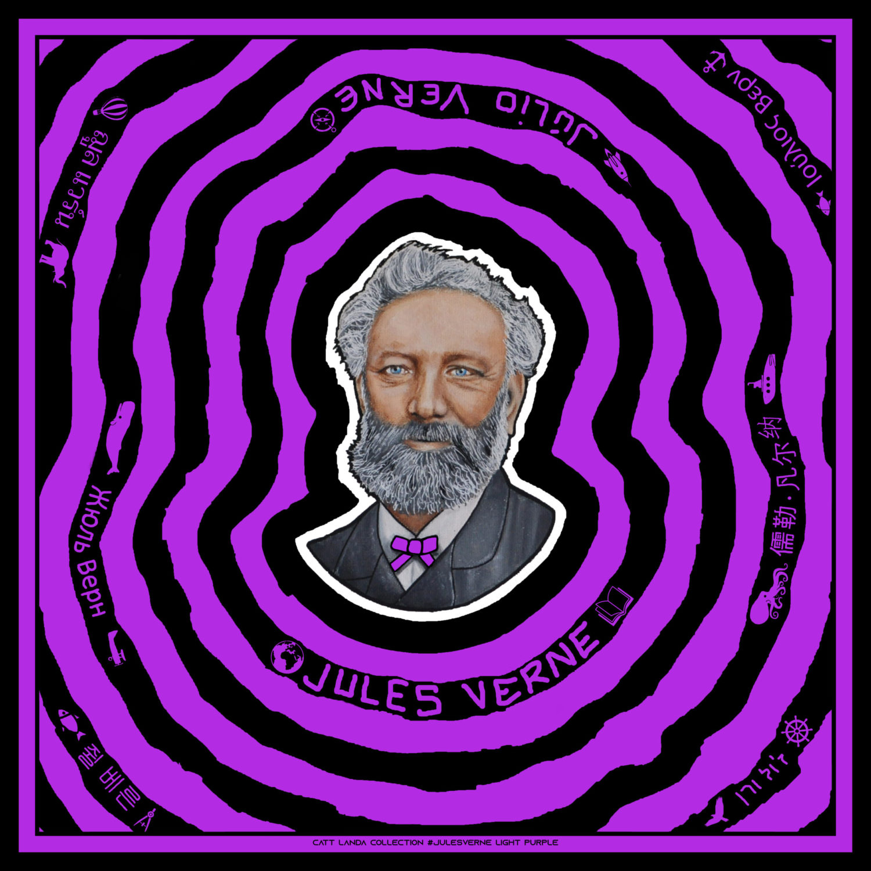 JULES VERNE Light Purple